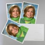 4 Grußkarten (Postkarten)