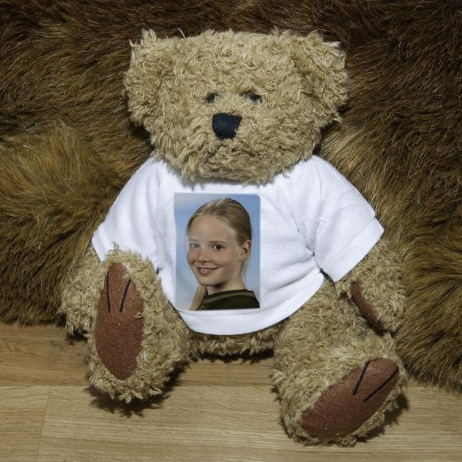 Teddybär Oskar
