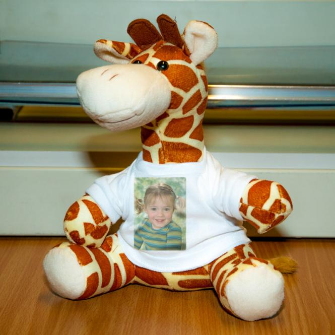 Giraffe Eduard